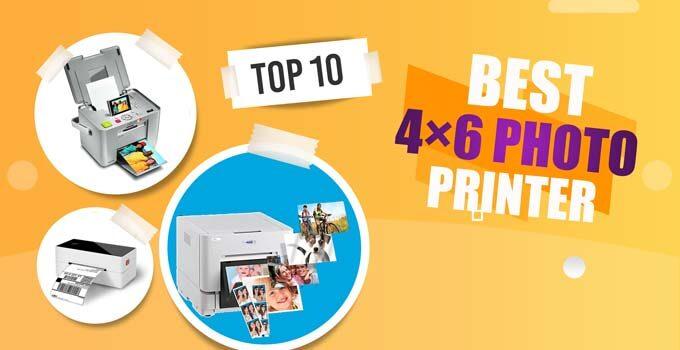 Best 4x6 Photo Printer