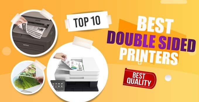 Best Double-Sided Printers