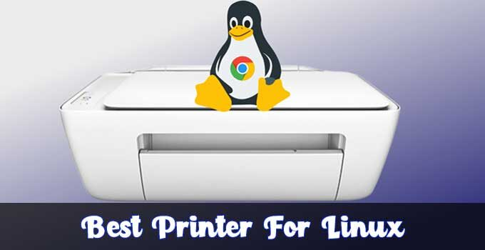 best linux printer