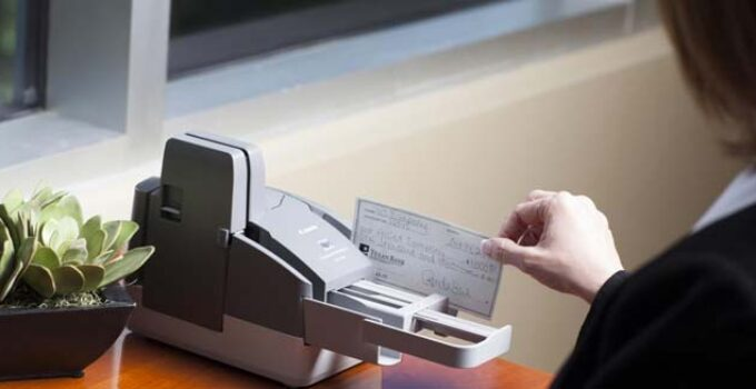 Best Check Scanner