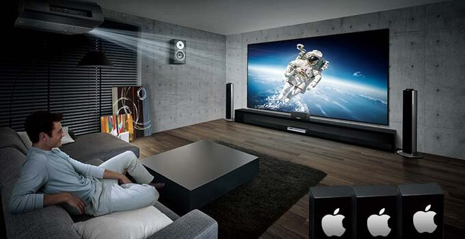 Best Projectors For Apple TV