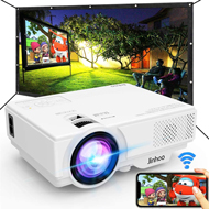 Jinhoo WiFi Mini Projector