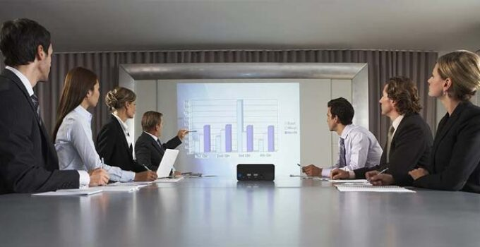 Best Projectors For Business Presentations