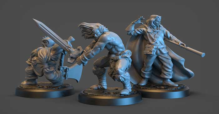 3D Printers For Miniatures