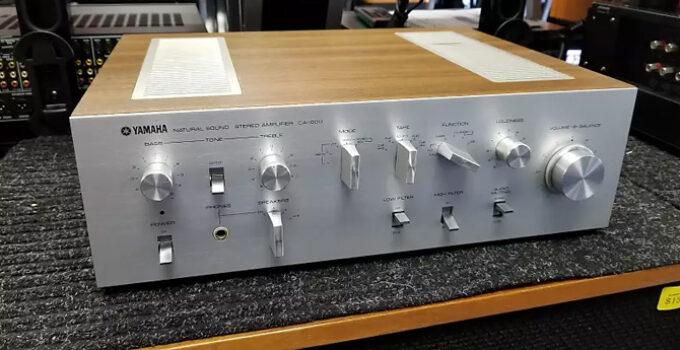 Best Vintage Integrated Amplifier