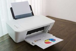 Printer For Infrequent Use
