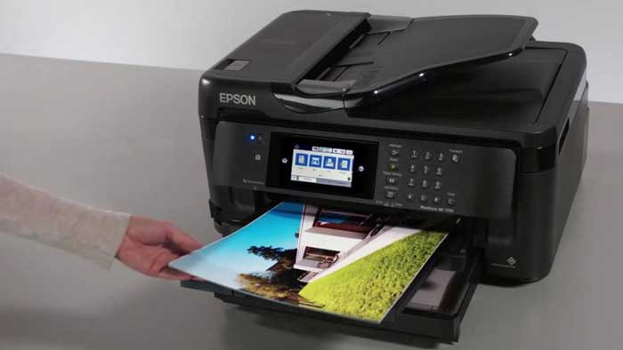 Printer For Stickers