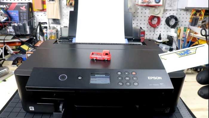 Printer For Waterslide Decals