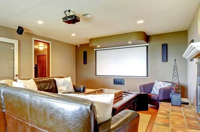 Projector For Bright Room