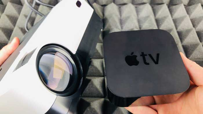 Projectors For Apple TV