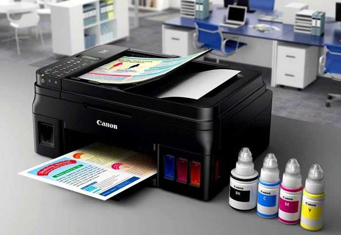 Refillable Printer
