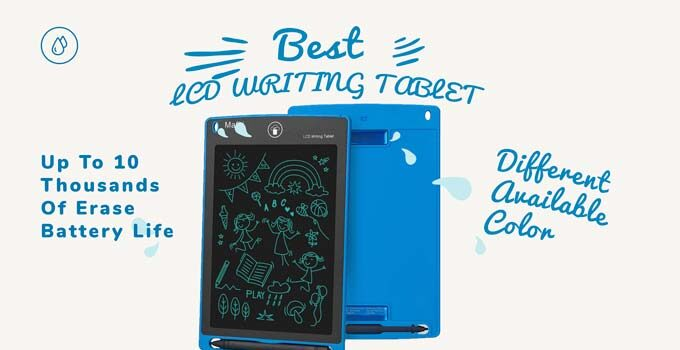 Best LCD Writing Tablet