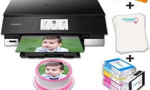 Cake Printer Bundle Package